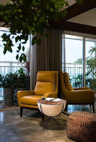 Căn hộ chật hẹp bỗng đẹp miễn chê nhờ thiết kế nội thất thông minh - Ảnh 4.