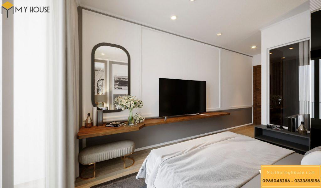 Phòng ngủ khách sạn 3 sao hiện đại đẹp _ View 4