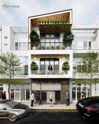 Thiết kế nhà đẹp tại Hải Phòng