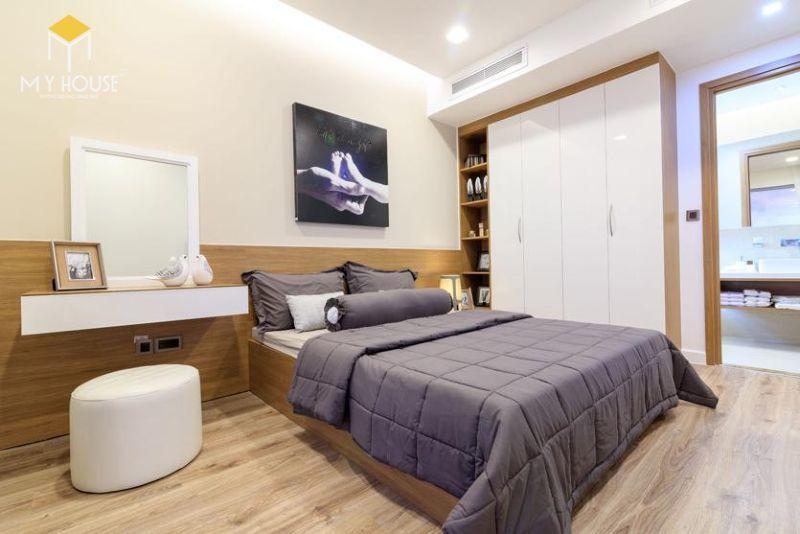 Mẫu thiết kế nội thất căn hộ 115m2 - View 7