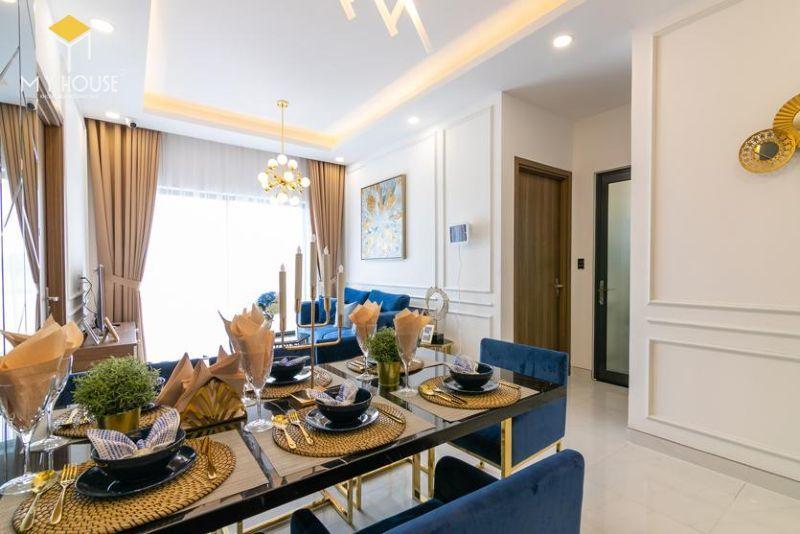 Mẫu thiết kế nội thất căn hộ 95,5m2 - View 1