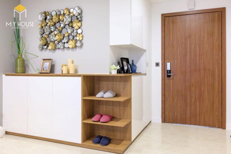 Mẫu thiết kế nội thất căn hộ 115m2 - View 5