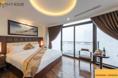 Tiêu chuẩn thiết kế nội thất khách sạn 3 sao