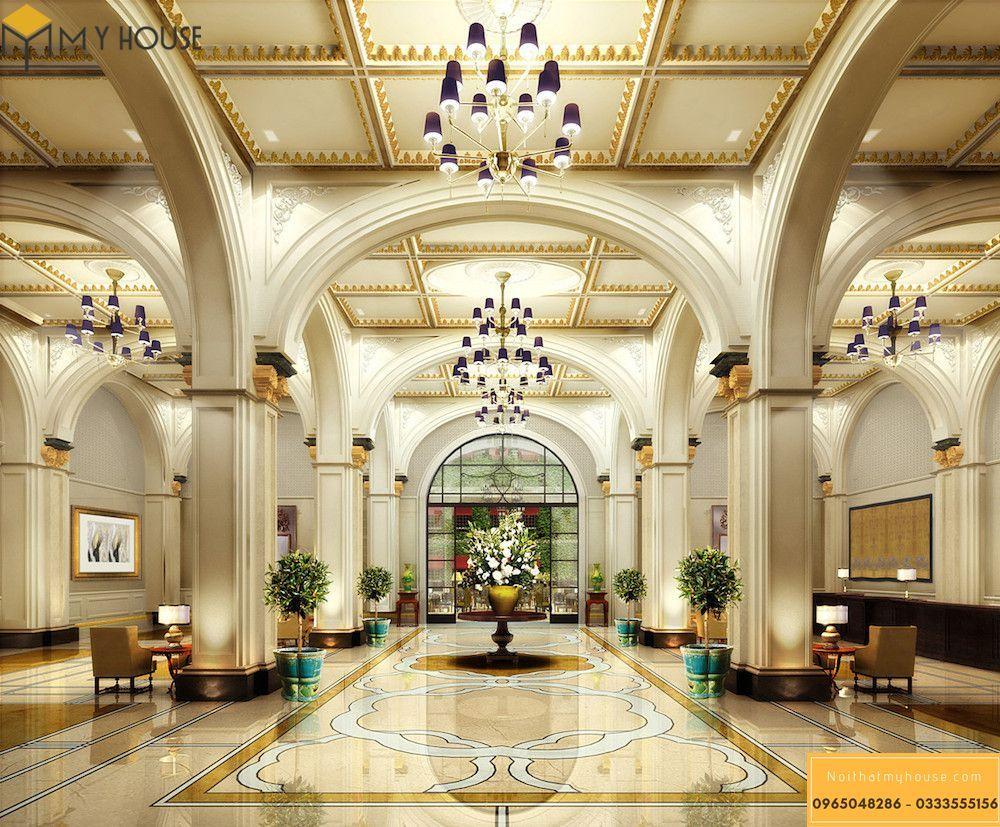 Tiêu chuẩn nội thất trang thiết bị khách sạn 3 sao