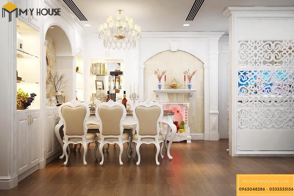Thiết kế ấn tượng tinh tế với màu trắng nổi bật