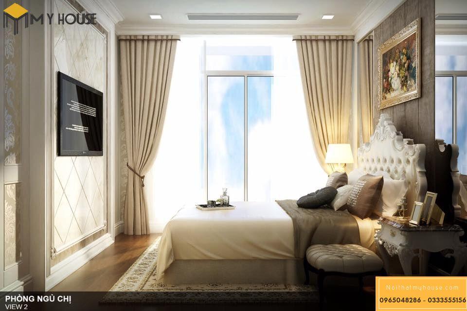 Phòng ngủ tận dụng ánh sáng tự nhiên