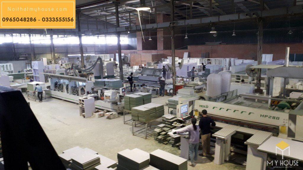 Nhà máy sản xuất nội thất My House - View 4