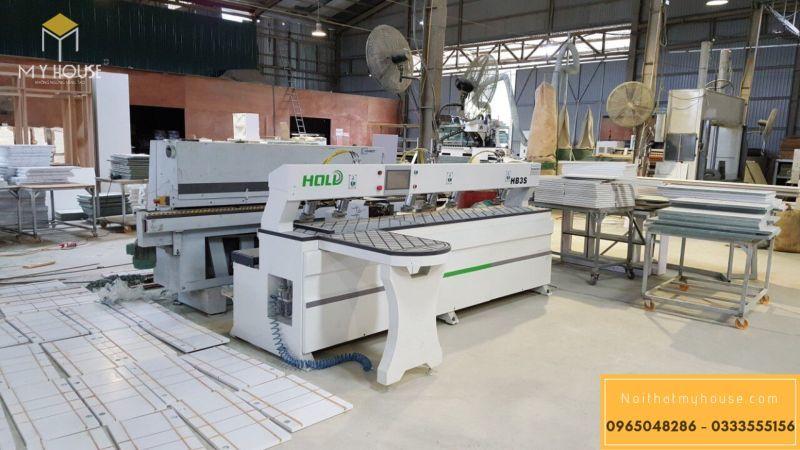 Nhà máy sản xuất Nội thất - View 7