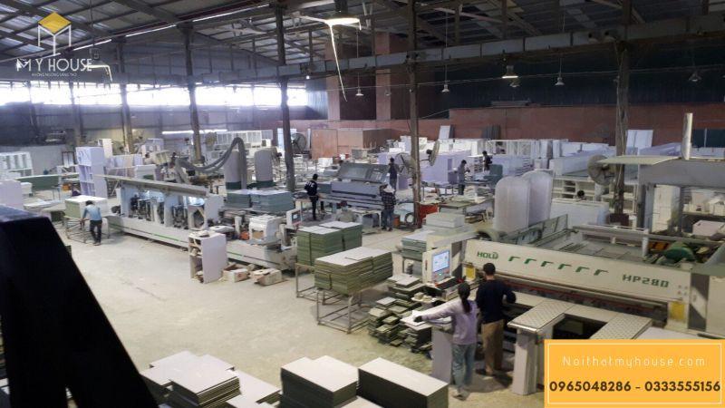 Nhà máy sản xuất Nội thất - View 4