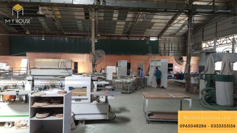 Nhà máy sản xuất Nội thất - View 6