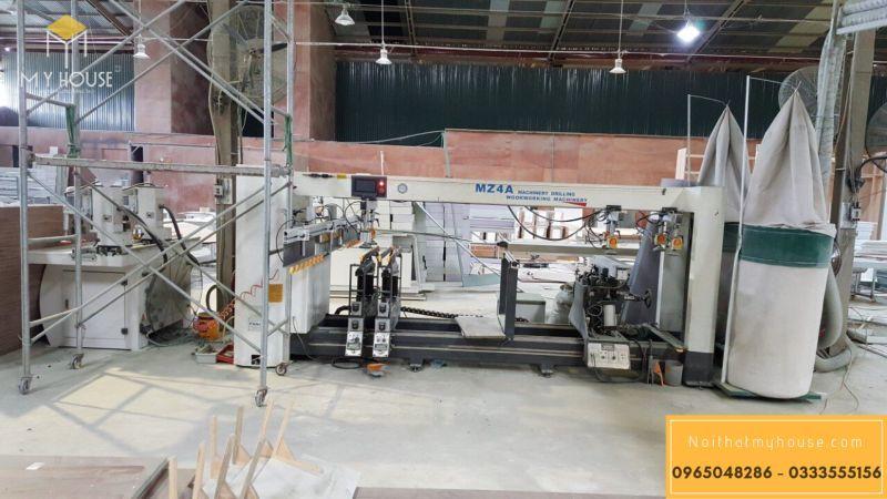 Nhà máy sản xuất Nội thất - View 5