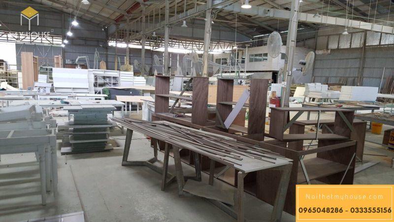 Nhà máy sản xuất Nội thất - View 1