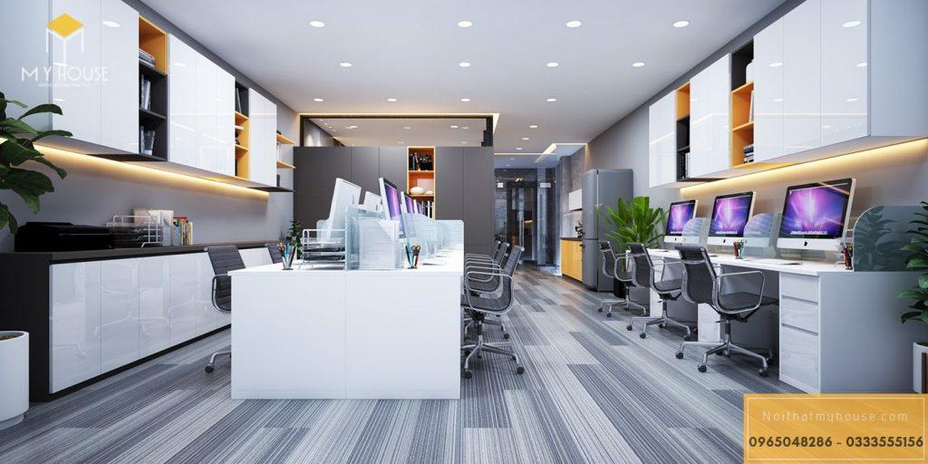 Tiêu chí để có một văn phòng hiện đại đẹp