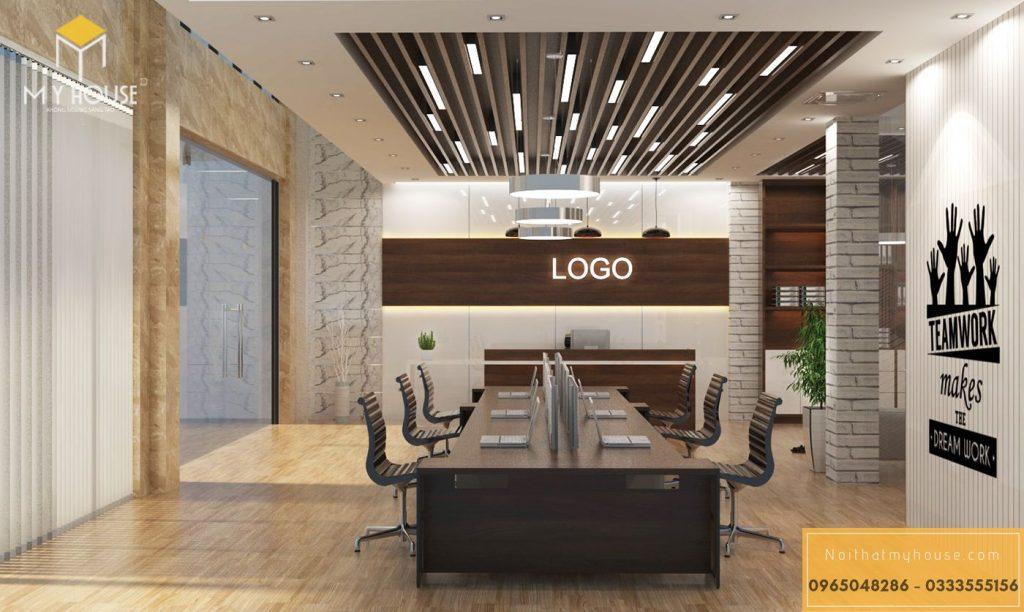 Không gian nội thất phòng họp