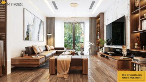 Thiết kế nội thất chuyên nghiệp uy tín tại Hải Phòng