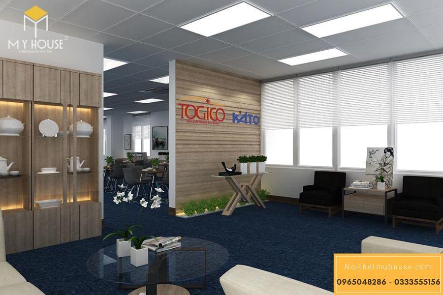 Chọn đồ nội thất cho văn phòng 200m2
